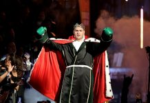 "Tyson Fury ""The Gypsy King"""